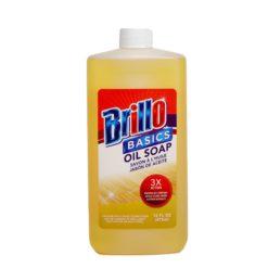 BRILLO OIL SOAP 16oz