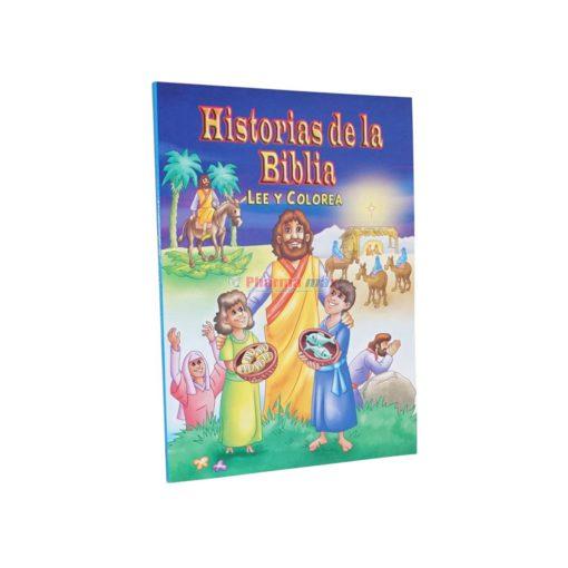 LIBRO COLOREAR HISTORIA BIBLIA