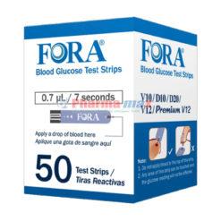 Fora Test Strips 50ct