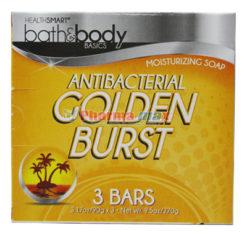 Health Soap Gold Burst3/3.17Oz