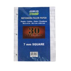 JEANS WORLD SQUARE 7mm 30ct