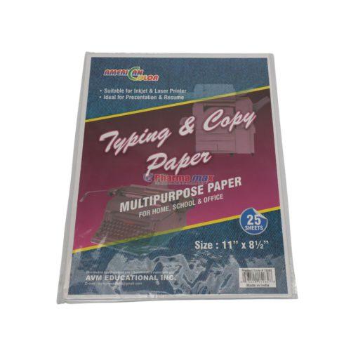 AC TYPING COPY PAPER 25 SHEET