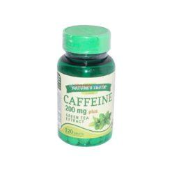 NT CAFFEINE 200mg 120 TABS