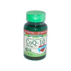 NT CO Q-10 100mg 50 SOFTGELS