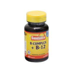 SUNDANCE B-COMPLEX+B12 60 TAB