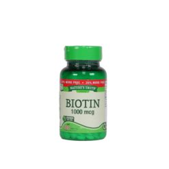 NT BIOTIN 1000mcg 120tabs
