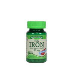NT IRON 28mg 90 capsules