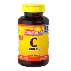 Sundance Vitamin C 1000mg 90caps