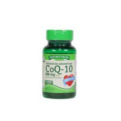 NT CO Q-10 400mg 40 softgels