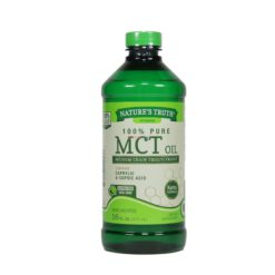 NT MCT OIL 100% PURE 16oz