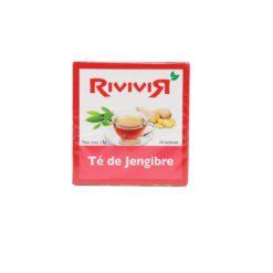 RIVIVIR JENGIBRE 10 BAG