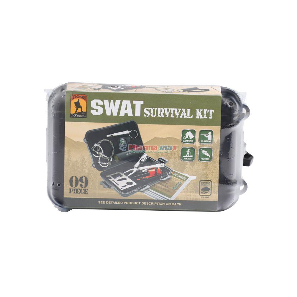 SWAT SURVIVAL KIT 9pcs