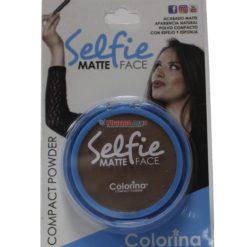 COLORINA SELFIE COMPCT POWD 12