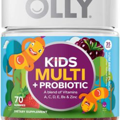 OLLY KIDS MULT+ PROB 70GUMMIES