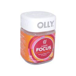 OLLY FOCUS 36 GUMMIES