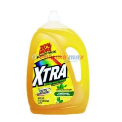 Xtra Dishwashing Lemon 60Oz