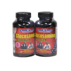 PN GLUCOSAMINE&COLLAG 2/60 CAP