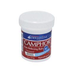 DERMALINE CAMPHOR OINTM 2.5oz
