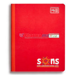 SONS NOTEBOOKS FIRST RED