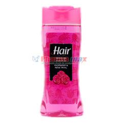 Hair Shower Gel Raspberry Rose 500ml