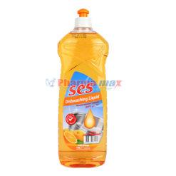 SES Dishwash Liquid Orange 750ml
