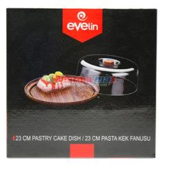 Evelin Cake Serving Tray 23cm