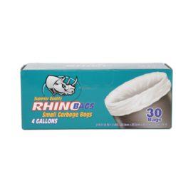 RHINO SMALL BAGS 30/4gal