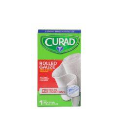 CURAD ROLLED GAUZE 3x2.5 yds