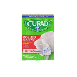 CURAD ROLLED GAUZE 2x2.5yds