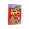 POST FRUITY PEBBLES 11oz