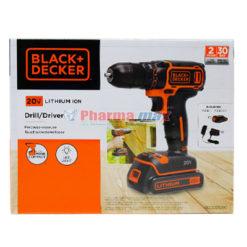 Black+Decker Drill Driver 20V