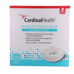 CARDINAL TOILET SEAT OUT LOCK