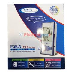Fora V12 Glucose Monitoring System