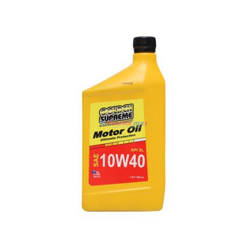 GOLDEN SAE-10W40 MOTOR OIL 1QT