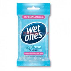 Wet Ones Be Fresh Scent Original 15ct